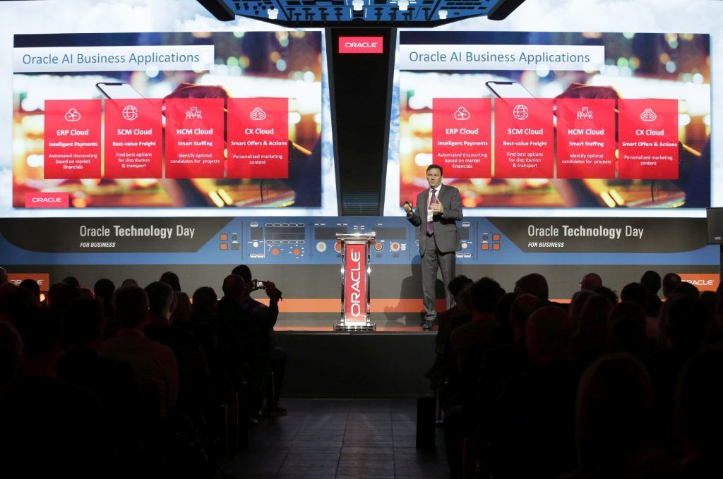 Oracle Technology Day fro Business 2019